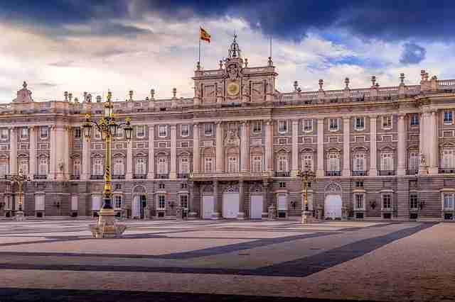 Schlösser in Spanien