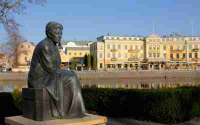The life of Selma Lagerlöf