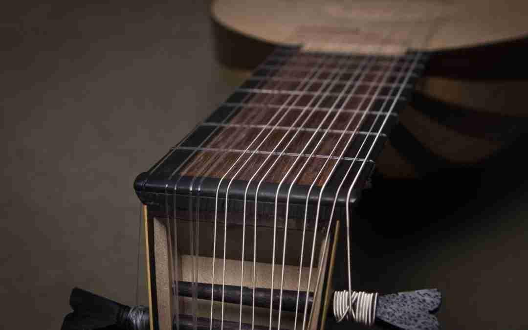 Französisch- deutsche Lautenmusik des 17. Jahrhunderts