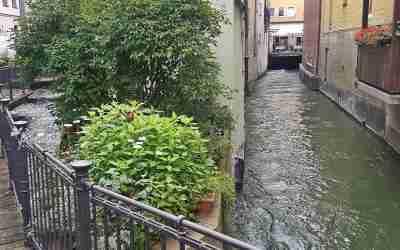 Das Augsburger Wassermanagement-System