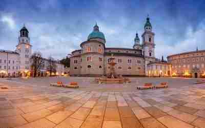 Die Gründung der Salzburger Festspiele