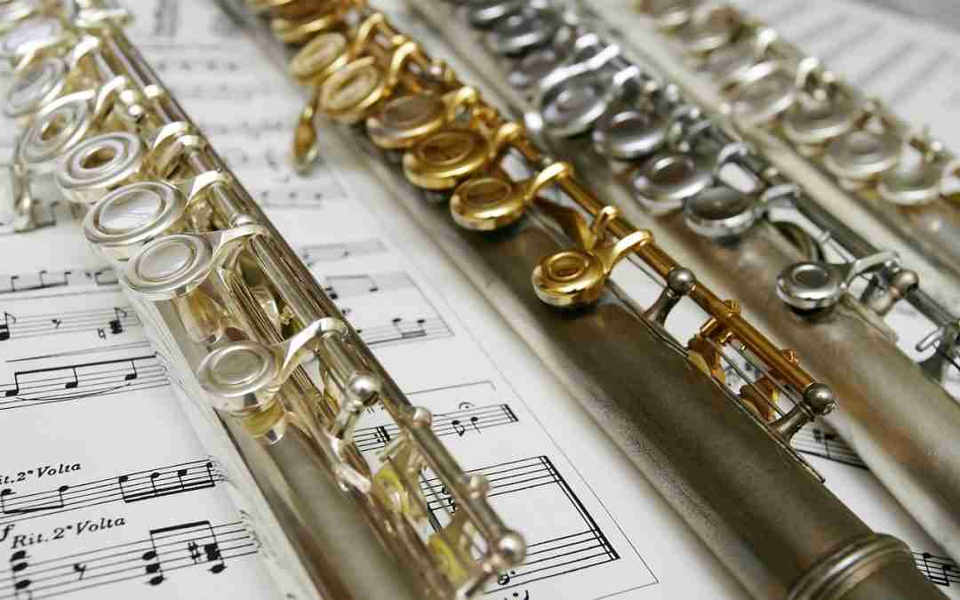 The history of the flute