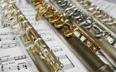 Die Geschichte der Flöte