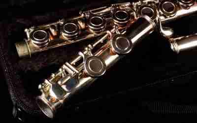 Francis Poulenc Flötensonate
