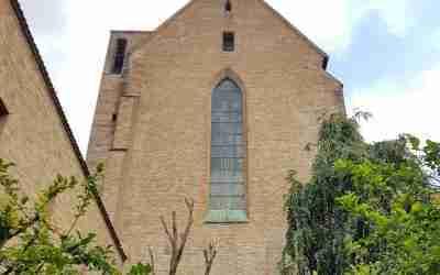 Die Barfüßerkirche in Augsburg