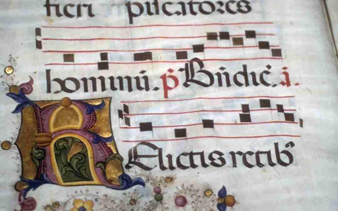 Gregorianischer Choral – eine Einführung