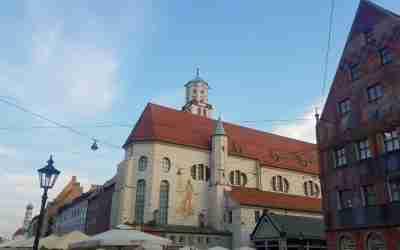 St. Moritz in Augsburg
