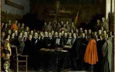 Die Arbeit Gerard ter Borchs in Münster