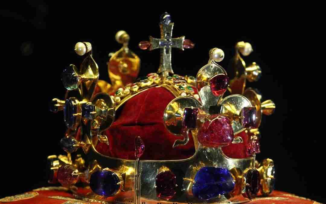 Maria Theresia wird zur böhmischen Königin gekrönt