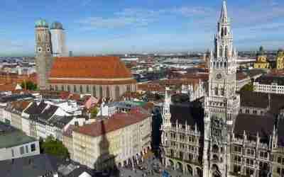 Die Stadtgründung von München