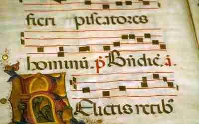 Zur Geschichte und Bandbreite der Aufführungspraxis des Gregorianischen Chorals