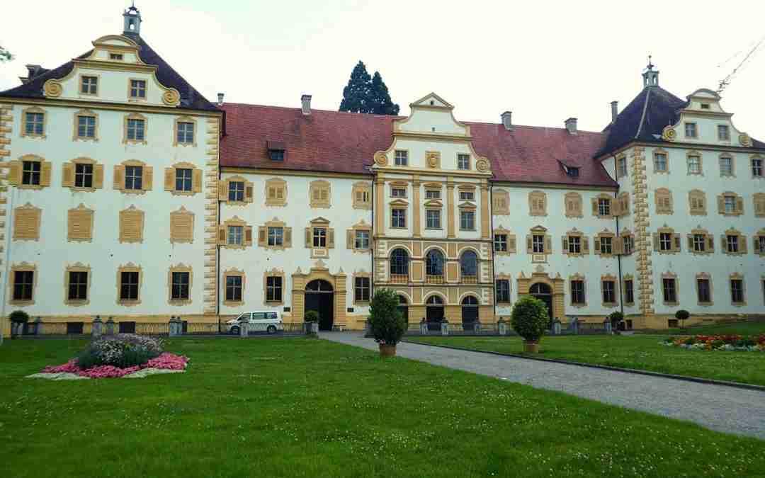 Kloster und Schloss Salem am Bodensee