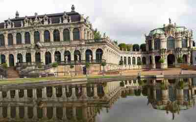 The Dresden Zwinger – a sight to behold