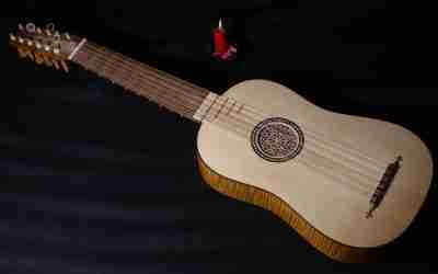 The Guitar in the Baroque