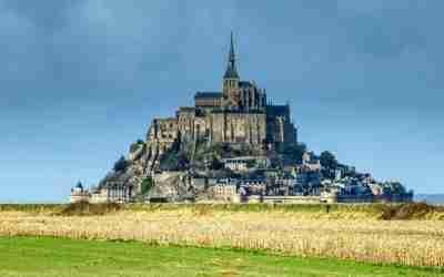 The long journey to Mont Saint Michel