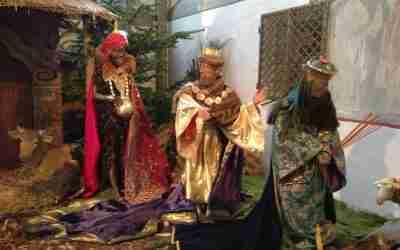 Die Reise der Heiligen Drei Könige