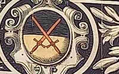 Im Zeichen der Gekreuzten Schwerter